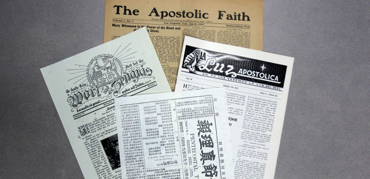 Early Publications